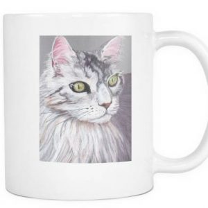 Cat Coffee Mug - LHB
