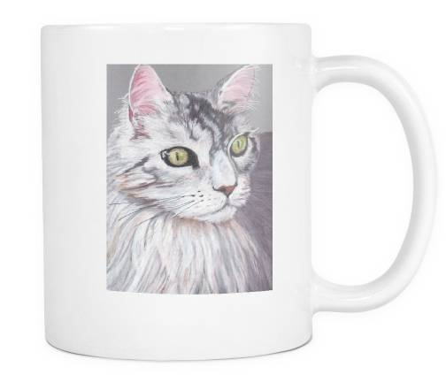 Cat Coffee Mug - LHB